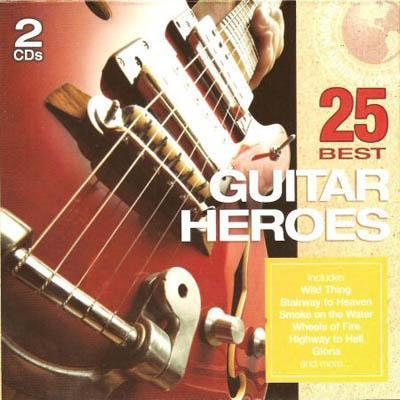 Сборник: 25 Best Guitar Heroes (2008)