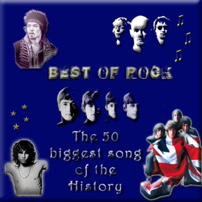 Сборник: 50 Biggest Songs Of History (The Best Of Rock) (2008)