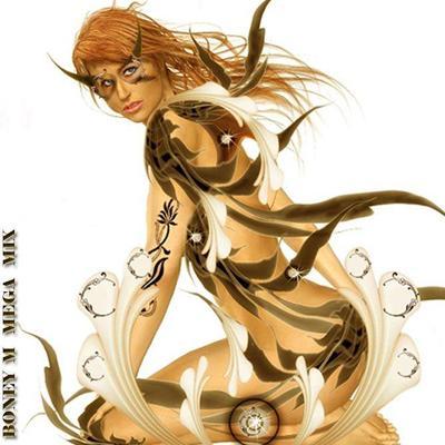 Boney M - Megamix (2009)