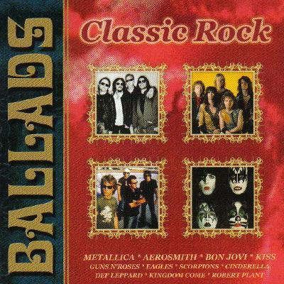 Classic Rock Ballads (2009)