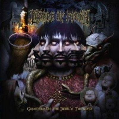 Cradle Of Filth - Godspeed On The Devil's Thunder (2008)