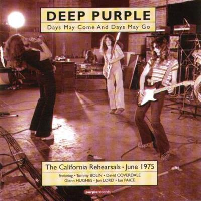 Deep Purple - Days May Come and Days May Go (Special Edition-2CD) (2008)