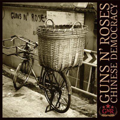Guns N' Roses - Chinese Democracy (2008)