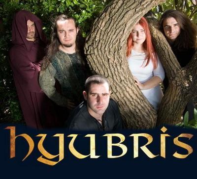 Hyubris - Hyubris (2005)