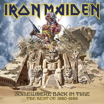 Iron Maiden - Somewhere Back In Time (The Best Of 1980-1989) (2008)