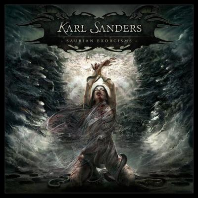 Karl Sanders - Saurian Exorcisms (2009)