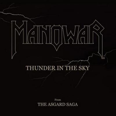Manowar - Thunder In The Sky (2009)