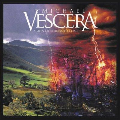 Michael Vescera - A Sign Of Things To Come (2008)