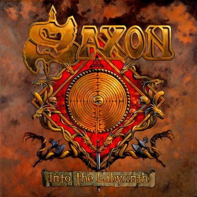 Saxon - Into the Labyrinth (2009)