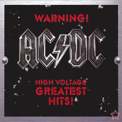 AC/DC - Warning High Voltage (Greatest Hits) (2008)
