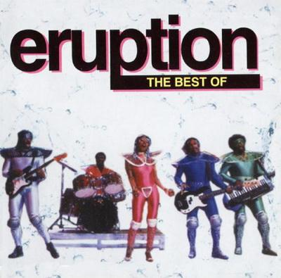 Eruption - The Best Of (1995)