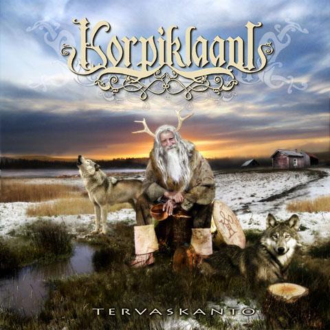 Korpiklaani - Tervaskanto (2007)