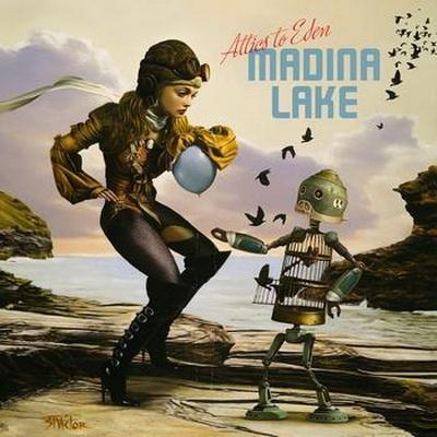 Madina Lake - Attics To Eden (2009)