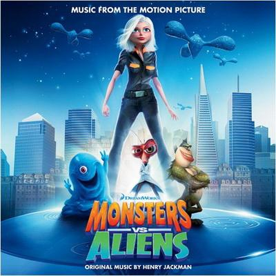 Monsters vs. Aliens - Монстры против пришельцев (2009)
