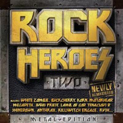 Rock Heroes 2 Metal Edition (2009)
